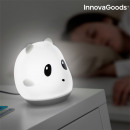 Lampe Tactile Rechargeable en Silicone Panda Innov