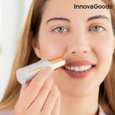 Épilateur Facial Indolore avec LED InnovaGoods