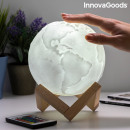Lampe LED Rechargeable Planet Earth Worldy Innov