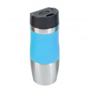 wholesale Thermos jugs: Drinking cup insulated cup blue