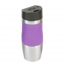 wholesale Thermos jugs: Drinking cup insulated cup purple