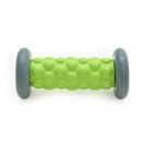 Patinete de masaje para pies - fascia roll - verde