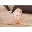 groothandel Armbandhorloges:Horloge, roze goud