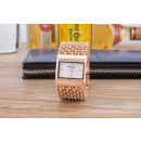 Watch, pink gold