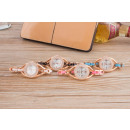 groothandel Sieraden & horloges: Damenarmbanduhr,  ovaal,  single-verpakt, 4 ...
