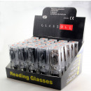 wholesale Glasses: 30 pcs reading  glasses in Display 5010