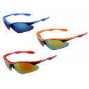 Großhandel Sonnenbrillen: Sport-Sonnenbrille Green Label - Sport