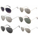 Großhandel Sonnenbrillen: Sonnenbrille  Orange Label - New Fashion