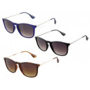 wholesale Sunglasses: Sunglasses Orange Label - New Fashion