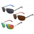 Großhandel Sonnenbrillen: Sonnenbrille Black Label - Luxury