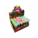 Großhandel Outdoor-Spielzeug: Seifenblasenstab Seifenblasenspiel 24er Display