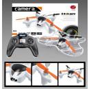 RC Quadrocopter 2,4GHz mit Kamera