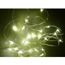 grossiste Chaines de lumieres: Noël a conduit la  lumière chaîne fil de cuivre 3m