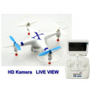 RC quadricopter 2.4GHz CX-30S with live view