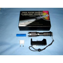 Großhandel Taschenlampen:LED Taschenlampe 30798
