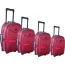 ingrosso Valigie &Trolleys: Valigia Viaggiare 8858-4 rosso