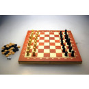 Chess Checkers  Backgammon Board 3 in 1