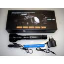 Großhandel Taschenlampen:LED Taschenlampe 30835