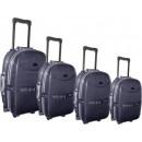 groothandel Koffers & trolleys:Reiskoffer 8858-4 blauw
