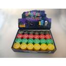 Großhandel Geschenkartikel & Papeterie:Mini Schleim Farbtopf