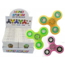 wholesale Toys: fidget spinner  with glitter in the 24 Display