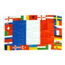mayorista Gadgets y recuerdos: Bandera de la Eurocopa de 2016