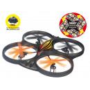Quadrocopter 258-V camera, diameter 40