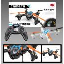 Quadrocopter 2,4GHz mit Kamera