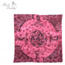 Großhandel Bettwäsche & Matratzen: Bettdecke groß in pink mit Muster