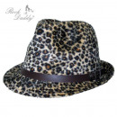 wholesale Skirts:Hat in brown Leo