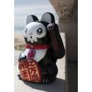 grossiste Maison et habitat: Dark World chat en  céramique caractères chinois