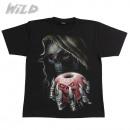 ingrosso T-shirts & Tops: Wild Apple morte Glow in the Dark