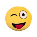 Emoji Emoticon  Emoti-con Cushion / plush cushion