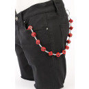 wholesale Skirts: Rockabilly Dice Walletchain
