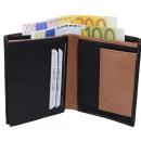 Wallet Wallet black / tan