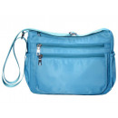 Medium Leisure Shoulder Bag - Light Blue