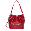 wholesale Computer & Telecommunications: dariya® bucket bag / bucket bag - PU dark red