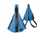 wholesale Backpacks: dariya® triangular sporty canvas backpack