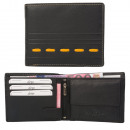 wholesale Bags & Travel accessories: Color Exclusive cowhide leather wallet