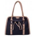 wholesale Handbags: Shoulder bag with concealed zip pocket