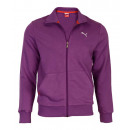 Puma Men's Sweat Jacket purple