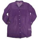 wholesale Shirts & Blouses: Buffalo Girls Longbluse purple