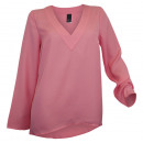wholesale Shirts & Blouses: Best Connections tunic blouse pink