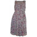 wholesale Dresses: Dress colorful  crash chiffon dress mini dress