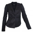 wholesale Coats & Jackets: Ashley Brooke  ladies Taftblazer black