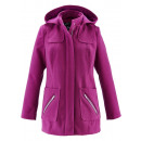 Winter Women cardigan fuchsia