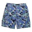 wholesale Shorts: Men's Cargo  Bermuda blue  colorful canvas ...