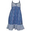 wholesale Dresses: White blue mini  dress strap dress summer dress Pai