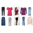Women Mix Clothing  blouse, jeans, tunic, top, Shir