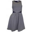 wholesale Dresses: Dress blue white mini dress 60`s